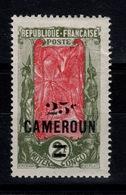 Cameroun - YV 102 N* Cote 1,40 Euros - Unused Stamps