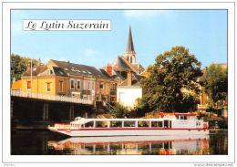72-LA SUZE SUR SARTHE-N°122-D/0001 - La Suze Sur Sarthe