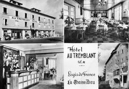"""LA CHAISE-DIEU """"HOTEL AU TREMBLANT"""" MULTIVUES - La Chaise Dieu"""