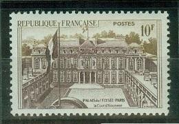 1126 Neuf ** TB 1957 - Francia