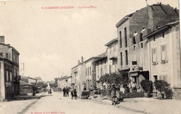 SAINT-RAMBERT-D'ALBON LA GRAND'RUE - France