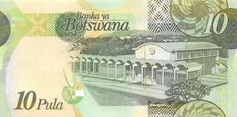 BOTSWANA P. 30d 10 P 2014 UNC - Botswana