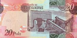 BOTSWANA P. 31d 20 P 2014 UNC - Botswana