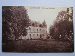 CPA 56 QUESTEMBERT  - Le Château De KERAVENAN - Questembert