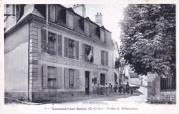 78 - Yvelines -  VERNEUIL SUR SEINE   - Postes Et Telegraphes - Caisse D Epargne - Verneuil Sur Seine
