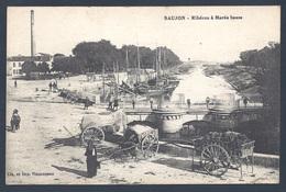 SAUJON - Ribérou à Marée Basse - Saujon