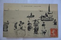 CAYEUX-sur-MER-l'heure Du Bain-animee - Cayeux Sur Mer