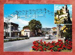 Zoll, Grenze, MiF Baeume U.a., San Marino Nach Marburg 1983 (51262) - San Marino