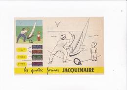 LES QUATRE FARINES JACQUEMAIRE/  RARE - Food
