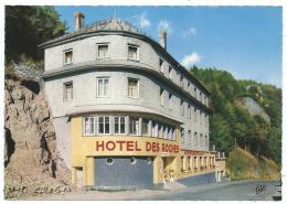 CPSM HOTEL DES ROCHES, LA SCHLUCHT, VOSGES 88 - France