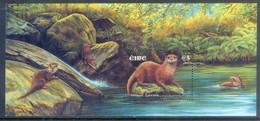 E142- IRELAND IRLAND EIRE 2002. MAMMALS. ANIMALS. GRIZZLY BEAR. - Stamps