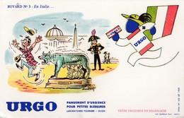 URGO / PANSEMENT D URGENCE / ITALIE - Chemist's