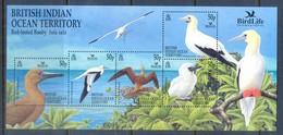 E150- British Indian Ocean Territory Bird 2002. Birds Life International. - Birds