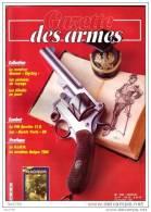 GAZETTE DES ARMES N° 148 Militaria Mauser Zig Zag , Bérets Verts US , GIGN , Pistlets Voyage , PM Beretta , Chasse Arc - Français