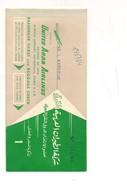 2154) BIGLIETTO AEREO UNITED ARAB AIRLINES TICKET 1964 - Tickets