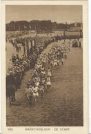 NETHERLANDS Unused Official Olympic Postcard Nr. 100 With The Start Of The Marathon - Summer 1928: Amsterdam