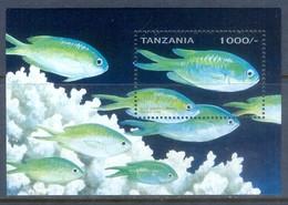 E159- Tanzania. Fish. Marine Life. - Fische