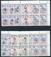 1957-REP.DOMINICANA- -SPORT - VERY RARE- BLACK COLOURS  - 32 VAL.  - M.N.H.-LUXE !! - Dominican Republic