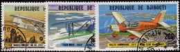 Djibouti 1978 Djibouti Aeroclub Fine Used. - Djibouti (1977-...)