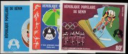 Benin 1978 Third African Games Imperf Unmounted Mint. - Benin - Dahomey (1960-...)