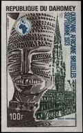 Dahomey 1973 Africa Fortnight Imperf Unmounted Mint. - Benin - Dahomey (1960-...)