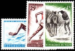 Niger 1963 Dakar Games Unmounted Mint. - Niger (1960-...)