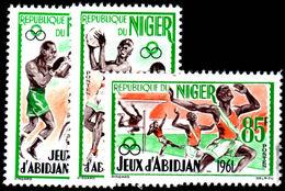Niger 1962 Abidjan Games Unmounted Mint. - Niger (1960-...)