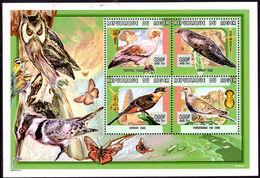 Niger 1999 Birds And Crafts Souvenir Sheet Unmounted Mint. - Niger (1960-...)