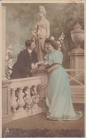 PAREJA COUPLE ROMANTIQUE ANTIQUE DECORATION. VOYAGEEE.-BLEUP - Koppels