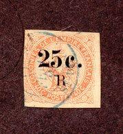 Réunion N°4 Oblitéré TB Cote 60 Euros !!! - Réunion (1852-1975)