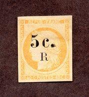 Réunion N°6 N* TB  Cote 70 Euros !!! - Réunion (1852-1975)