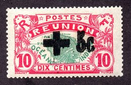 Réunion N°80 N* B/TB Et Signé  Cote 200 Euros !!!RARE - Usados