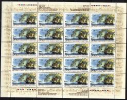 CANADA - 1997 - 500° ANNIVERSARIO DEL VIAGGIO DI GIOVANNI CABOTO IN CANADA - SOUVENIR SHEET - NUOVI - Neufs