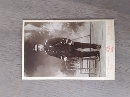 PHOTO COMPAGNIE BELGE AFMETINGEN 16,50 CM OP 10,50 CM - Guerre, Militaire