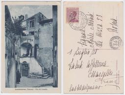 Casteldelpiano - Via Del Castello - Italia