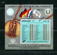 """Olympische Spelen  1972 , Paraguay """" MUESTRA """" - Summer 1972: Munich"""