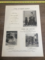 1947 CHIENS CHENIL DU GRAND COUDRAY COURBEPINE DES HIRSUTES AMIENS CHERMIZY BOUCONVILLE SMOKY CALAIS QUIOTZIE - Colecciones