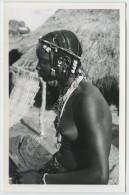 Guinée Bissau . Guiné Portuguesa . Penteado Futa-Fula . 2 Cartes Photos . Jeune Femme Avec Tresses + Autre Avec Bébé . - Guinea-Bissau