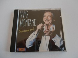 Yves Montand - Mon Manège A Moi - CD - Musik & Instrumente