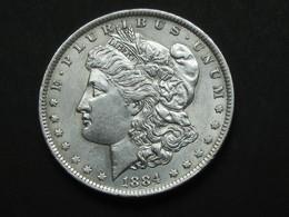 1 One Dollar 1884 O - MORGAN - Silver - Etats-Unis - United States - USA  *** EN ACHAI IMMEDIAT **** - Federal Issues