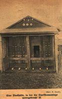 Eine Blockhuette, In Der Die Starkstromanlage Untergebracht Ist /Druck,entnommen Aus Zeitschrift /1916 - Bücher, Zeitschriften, Comics