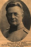 Oberstabsarzt Prof.Dr. Fuelleborn /Druck,entnommen Aus Zeitschrift /1916 - Bücher, Zeitschriften, Comics