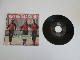 Break Machine - Street Dance (vocal) - Street Dance (instrumental) (1983) - (Vinyle 45 T) Black Scorpio - Dance, Techno & House