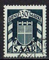 Saarland 1949 // Mi. 34 O - Service