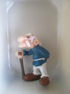 Asterix - Figurine Bridelix Plastoy 1999 -  Agecanonix - Asterix & Obelix