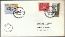 Norway Floro 1991 / MS ATLOY / Ship, Schiff, Shiffe - Barche