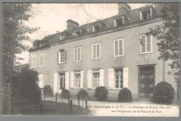 CPA 35 - Chantepie - Le Domaine De Brault Coté Sud Aux Religieuses De Saint Vincent De Paul - Unclassified