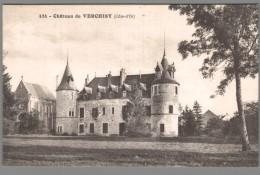 CPA 21 - Verchisy - Château - France
