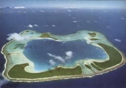 Tetiaroa - Vue Aérienne De L'atoll Dans Son Ensemble - Polynésie Française