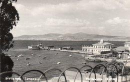 ISTANBUL-BUYUKADA-PRINKIPO ISLAND-REAL PHOTO - Turchia